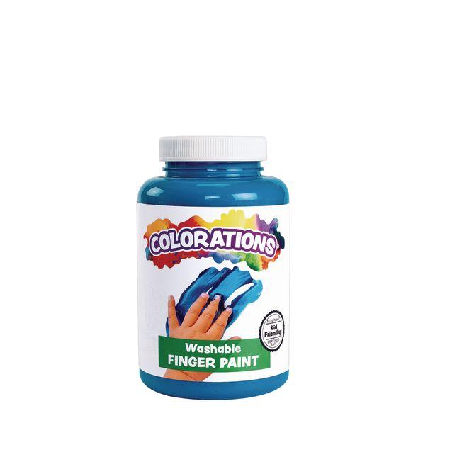 Colorations® Washable Finger Paint - 16 oz.