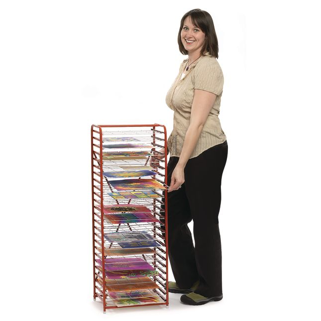 Colorations® Deluxe Space-Saver Drying Rack