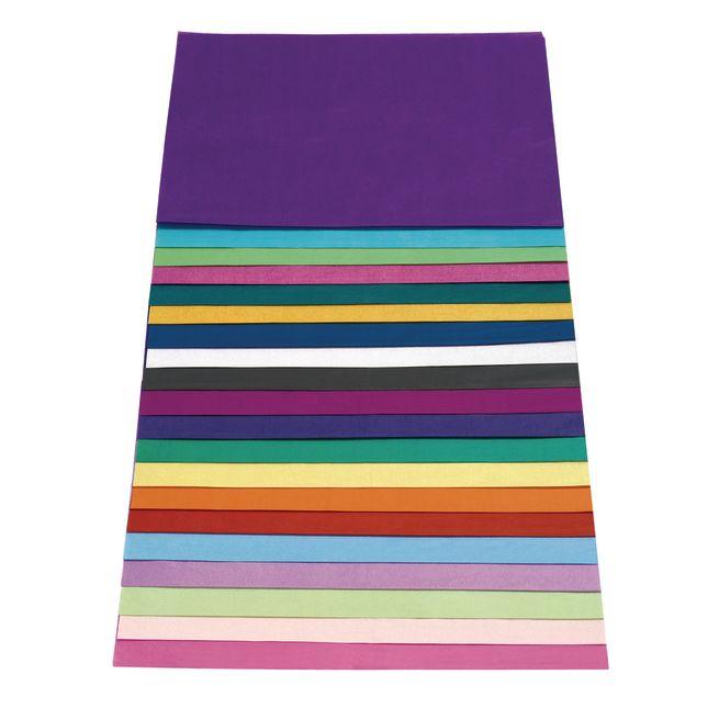 Colorations® Premium Art Tissue Paper - Colorfast - 100 Sheets