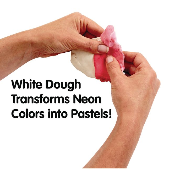 Colorations Neon Best Value Dough 18 lbs
