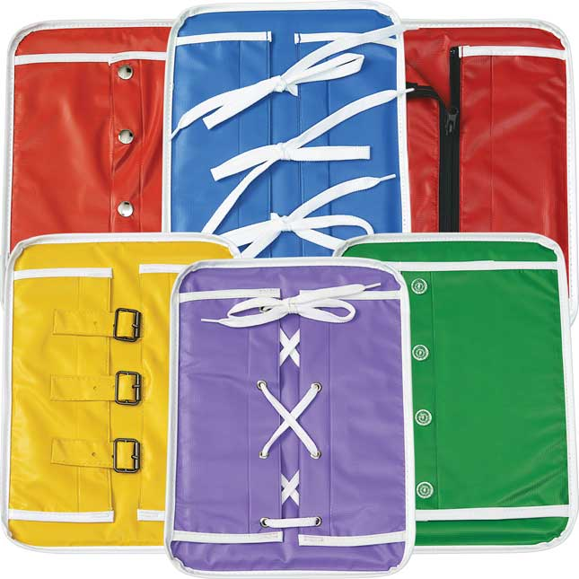 Excellerations® Dressing Boards - Set Of 6
