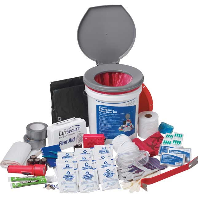 Emergency Response Kit - 25 People