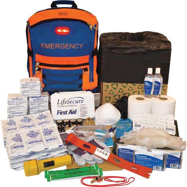 SecurEvac Evacuation And Lockdown Kit