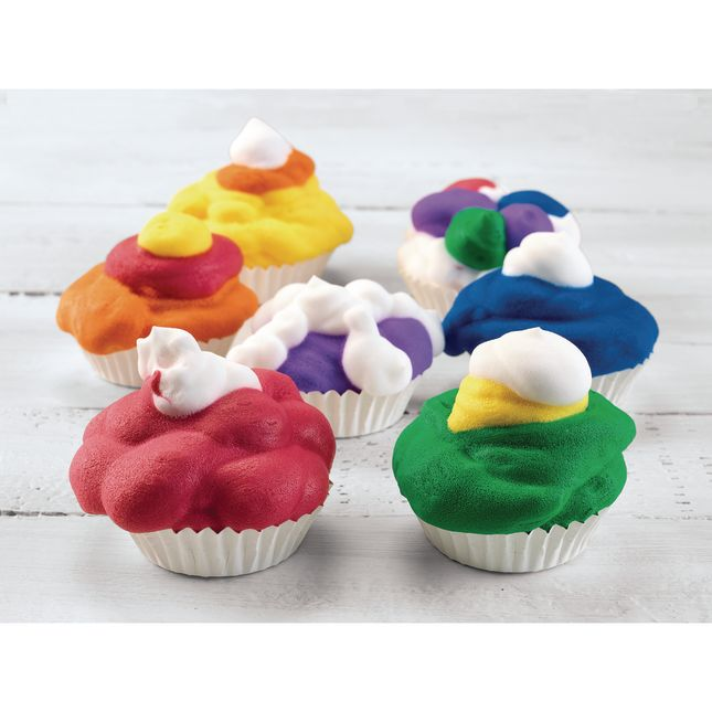 Colorations® No-Drip Foam Paint, 8oz. - Set Of 7