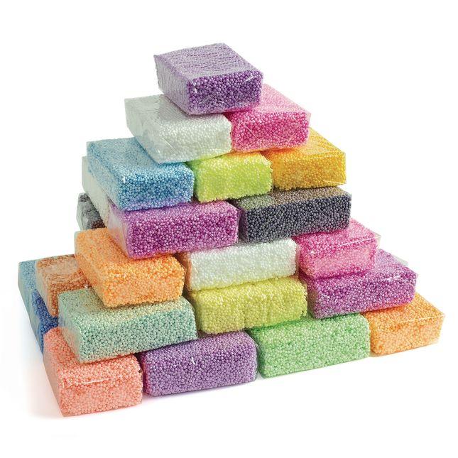 Colorations® IncredibleFoam® Dough Classroom Pack