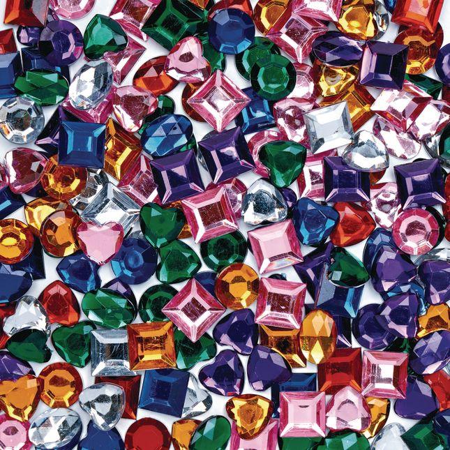 Colorations Rhinestones Super Pack 2000 Pieces