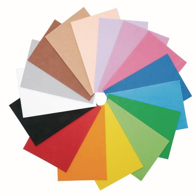 Colorations Foam Sheet Super Pack 100 Sheets