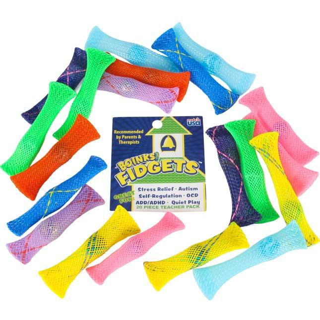 Fidgets Teacher Pack - Set Of 20