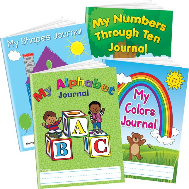 My Learning Journals Kit