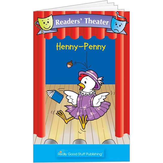 Really Good Readers' Theater - Henny-Penny Book