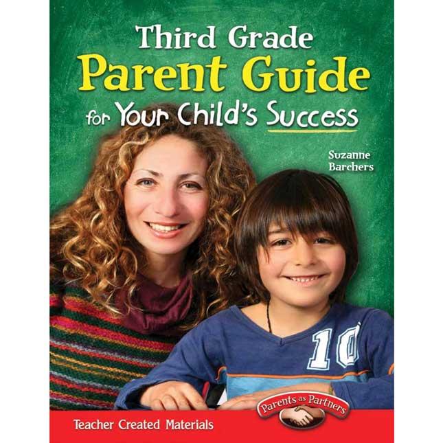 Third Grade Parent Guide For Your Child's Success - 25-Book Set