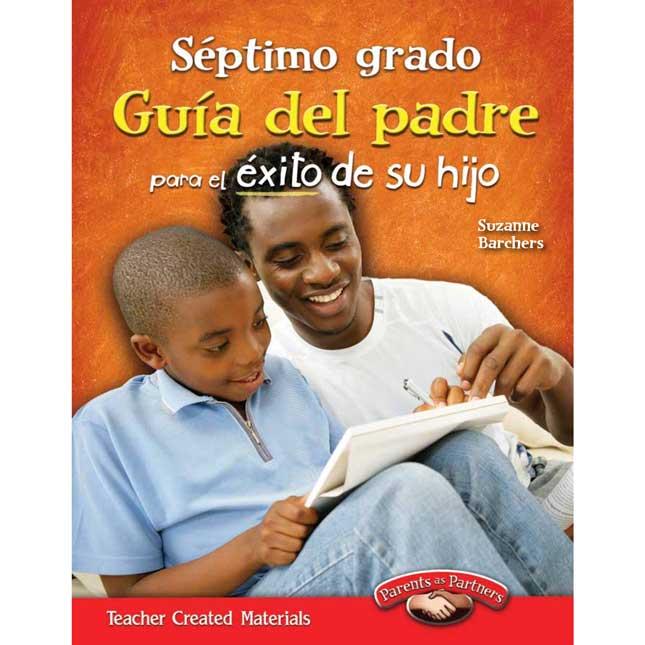 Septimo Grado Guia Del Padre Para El Exito De Su Hijo - 25-Book Set