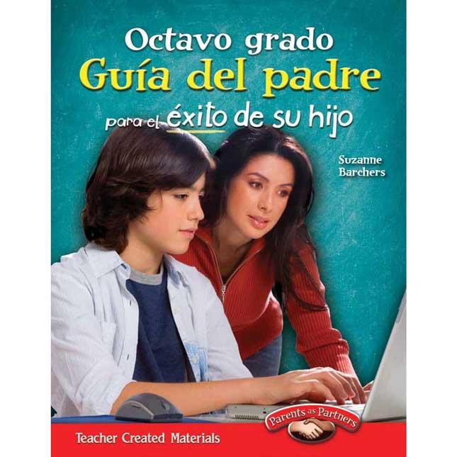 Octavo Grado Guia Del Padre Para El Exito De Su Hijo - 25-Book Set