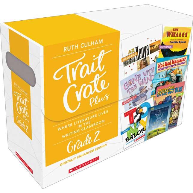 Trait Crate Plus, Grade 2