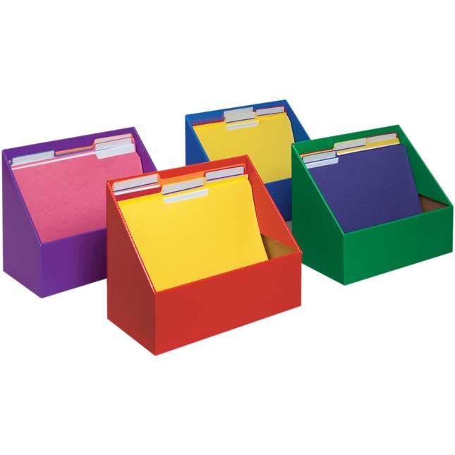 Classroom Keepers® Folder-Holder Assortment - 4-Pack