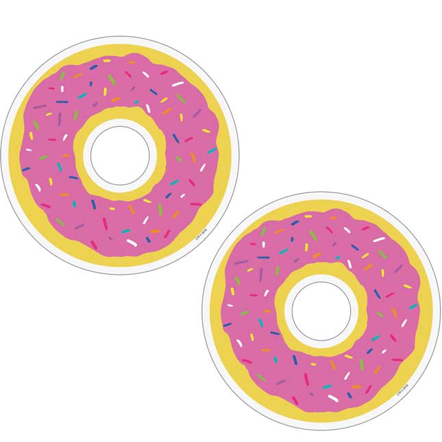 "So Much Pun! Donut... 6"" Designer Cutouts"