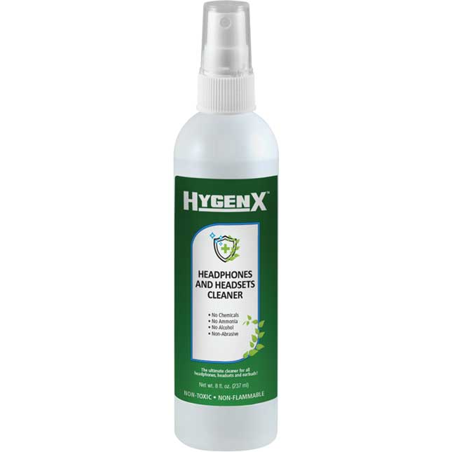 HygenX Headphones And Headsets Cleaner