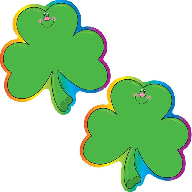 Shamrocks Cutouts