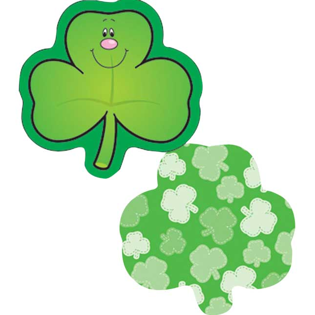 Shamrocks Mini Cutouts