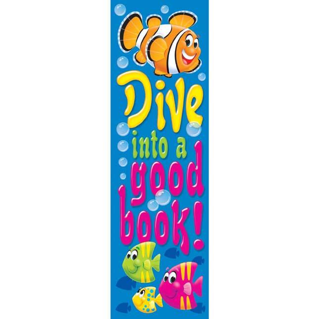 Sea Buddies™ Bookmarks