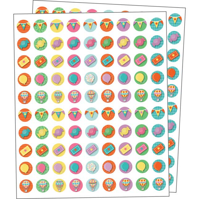 Up And Away Chart Seals Refill Pack
