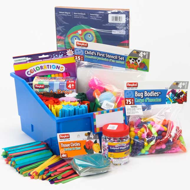 Arts and Crafts Kit - Deluxe