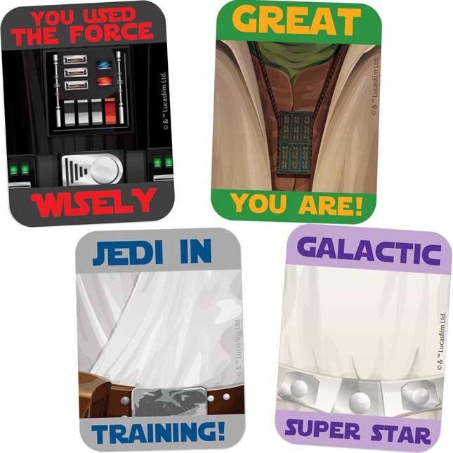 Star Wars Motivational Stickers