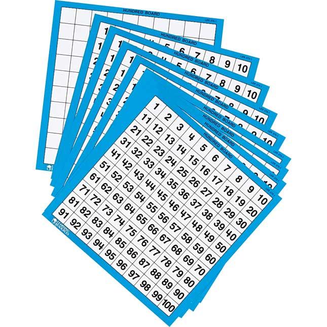 Laminated 100 Boards