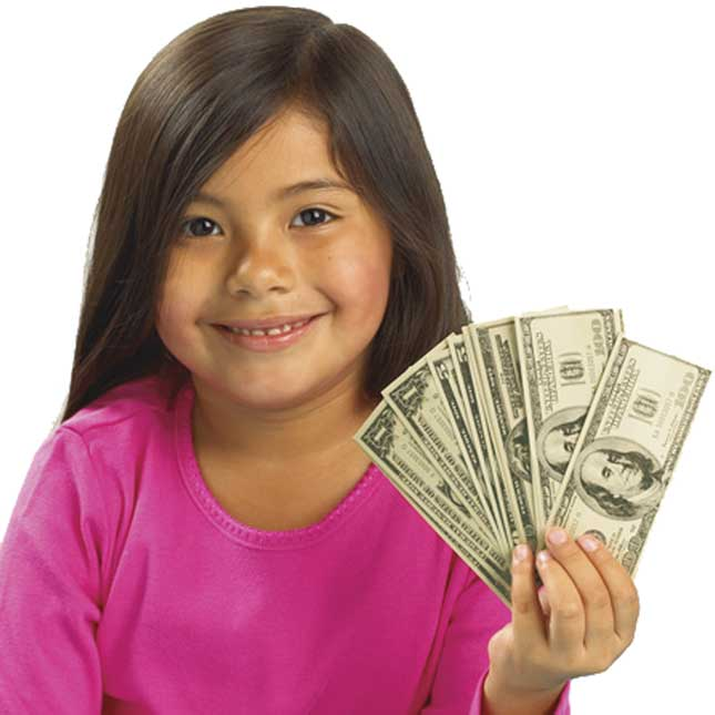 Play Money Bills