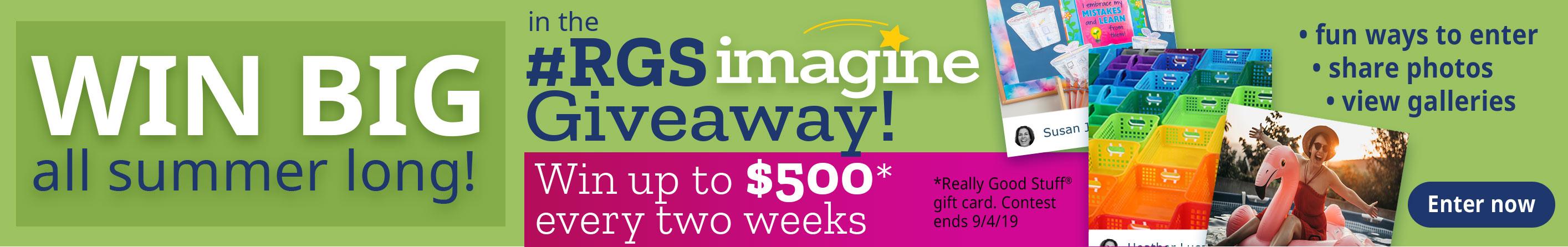 Rgsimagine Contest Banner