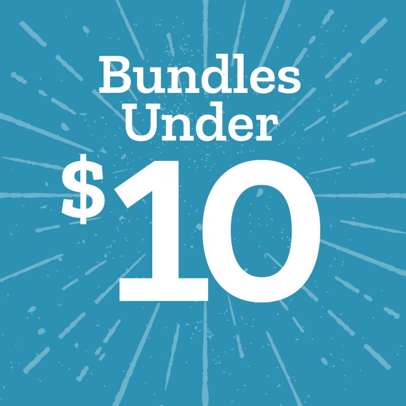 Bundles Under 10