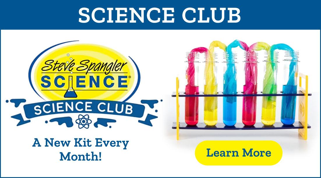 Steve Spangler Science Science Club