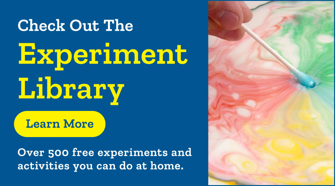 Check Out The Experiment Library