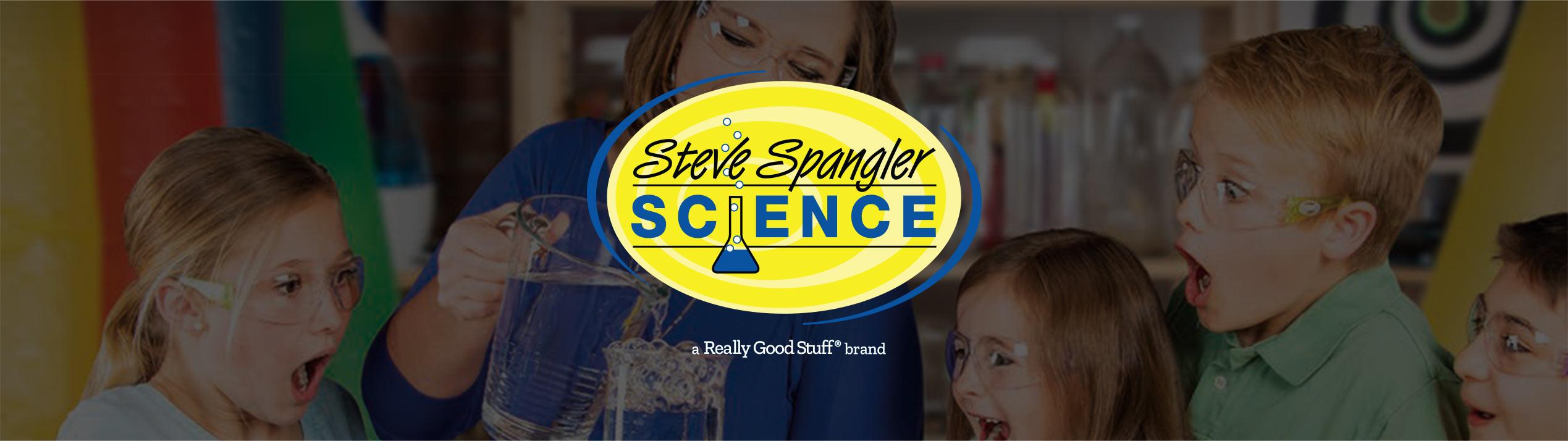 Steve Spangler Science—a Really Good Stuff® brand